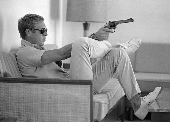Sex, Drugs, and Bad Behavior: 20 Freaky Facts About Steve McQueen | Maxim