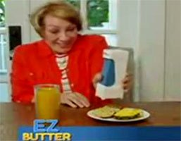 EZ Butter: Because Slicing Butter is So Hard