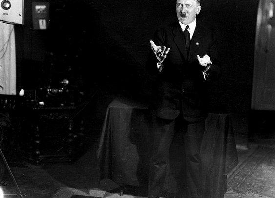 High Hitler - Hitler's Drug Addiction