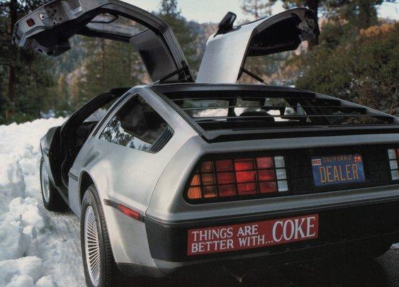 The 15 Most '80s Cars of the 1980s - DeLorean, Countach, Testarossa