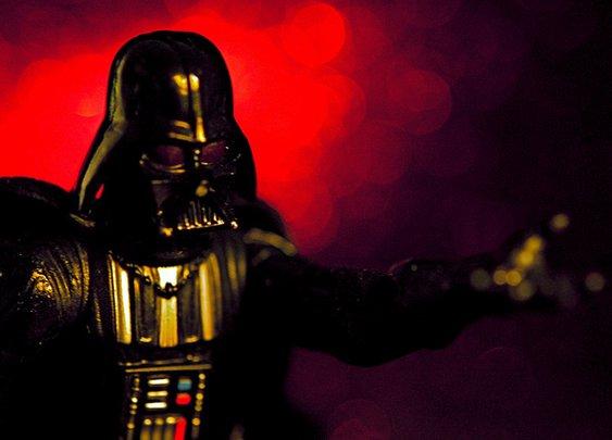 Darth Vader's Robotic Hand - Persona Paper