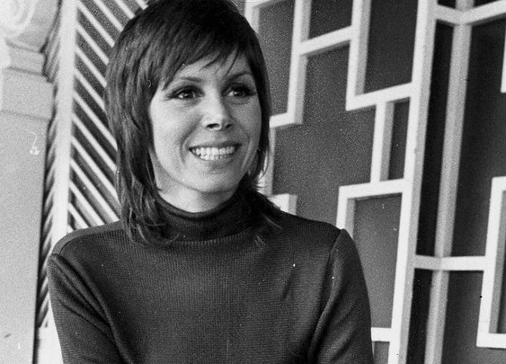 The tragic tale of Judy Carne, 'sock-it-to-me' girl of 'Laugh-In,' The Washington Post