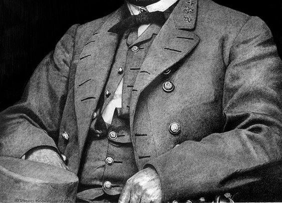 Man Crush Monday - Robert E. Lee