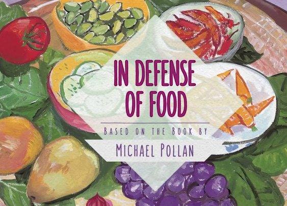 In Defense of Food - Trailer on Vimeo
