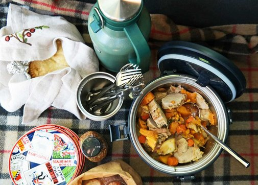 Stanley  Tailgating Products & Autumn Pork Roast with Maple Syrup Recipe)| Skimbaco Lifestyle | online magazine