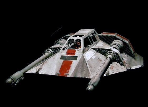 T-47 Snowspeeder Could Have Been Used More Effectively - Persona Paper