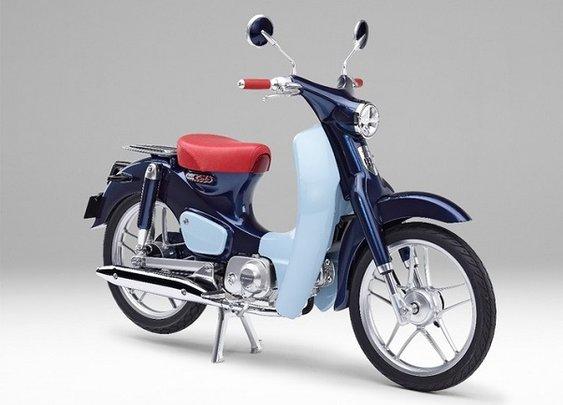 Honda Super Cub Scooter Concept - Men's Gear