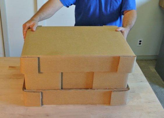 Alta Board Crate