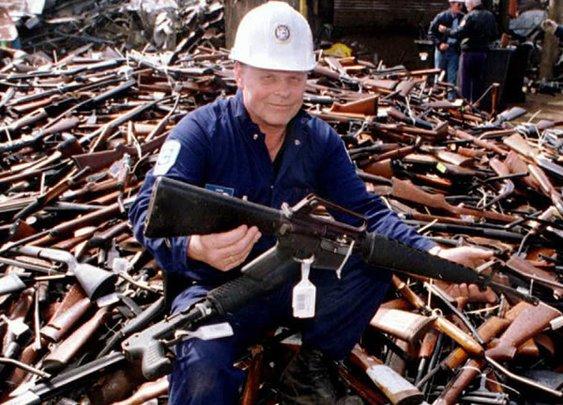 Australia's 1996 Gun Confiscation Didn't Work