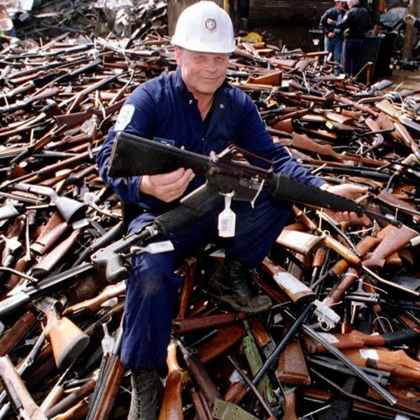 Australia's 1996 Gun Confiscation Didn't Work