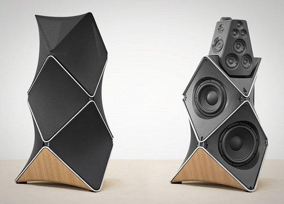 The 8,200 Watt Bang & Olufsen Beolab 90 Loudspeaker