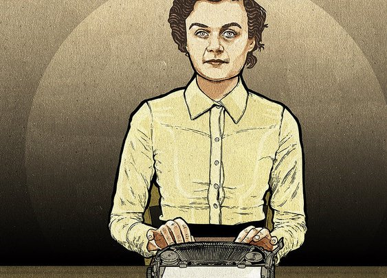 The Untold Story Of The Woman Who Broke The News Of WW2