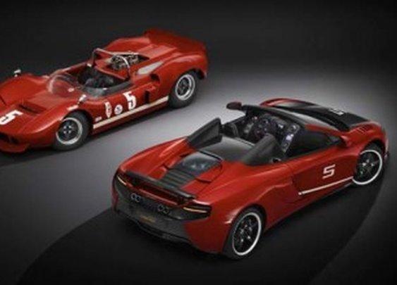 McLaren unveils limited-edition 650S Can-Am