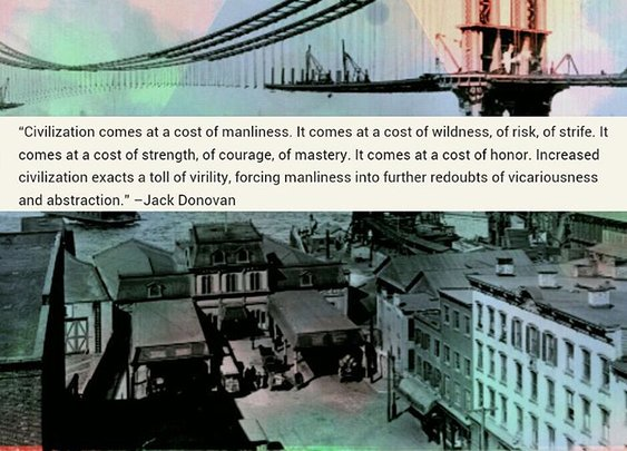 The Cost of Civilization...