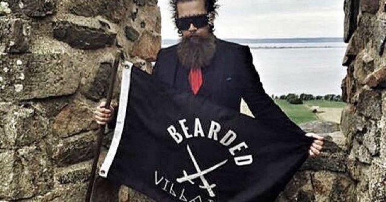 Swedish beard club mistaken for ISIS members