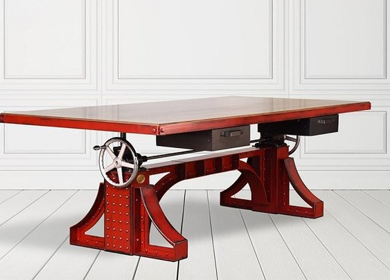 Bronx Crank Desk - Men's Gear