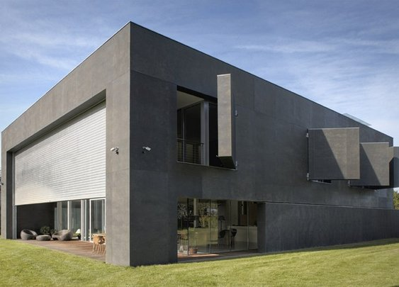 The ultimate Safe House in case of a zombie apocalypse