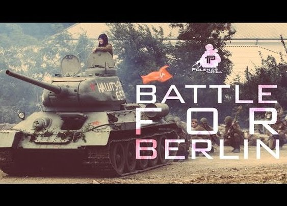 Battle For Berlin: Reenactment [Polenar Tactical]