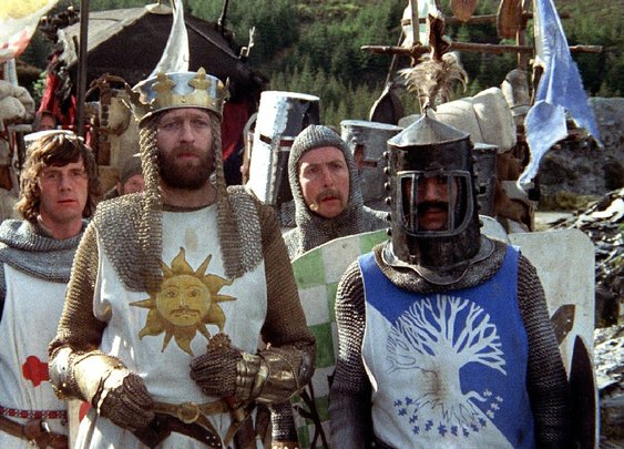 How MONTY PYTHON AND THE HOLY GRAIL Changed the Movies | Nerdist