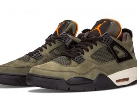 Air Jordan IV Undefeated Is The Most Expensive Sneaker at Stadium Goods