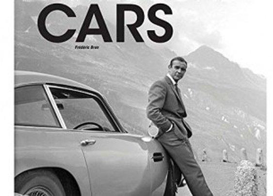 James Bond Cars Book by Frédéric Brun