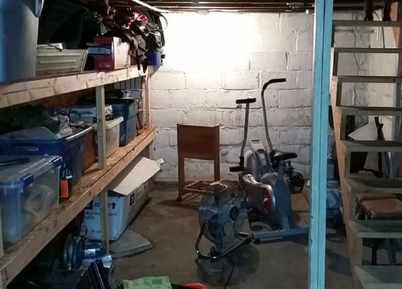 Man Discovers Gun Room Hidden Within The Basement of His New Home