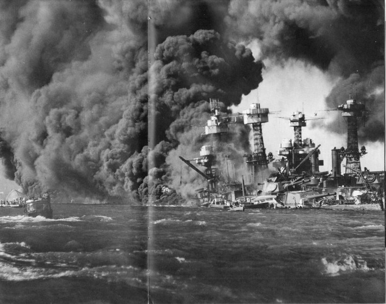 WWII Photos - War in the Pacific