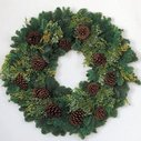 Get In the Christmas Spirit with Fresh Christmas Wreaths Delivered Right to Your Door | Fresh Christmas Wreaths
