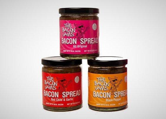Bacon Jams. In 3 delicious flavors