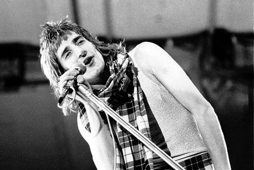 Rod Stewart on the Making of 'Maggie May'