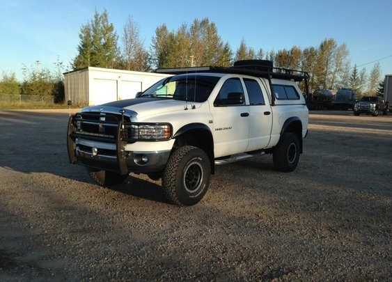 2005 Dodge 2500HD 4x4 Quad Cab | Expedition Portal