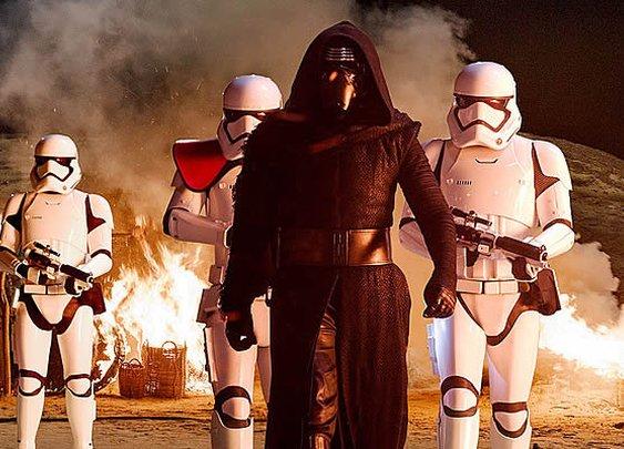 New Mega-Trailer Shows How Little We've Seen of Star Wars: The Force Awakens