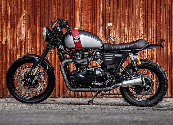 Triumph Bonneville by Macco Motors - A rider's dream