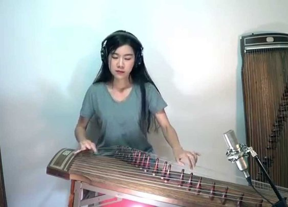 B. B. King-The Thrill Is Gone  Gayageum ver. by Luna - YouTube