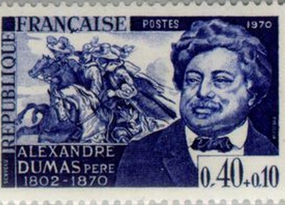 Alexandre Dumas – #ManCrushMonday