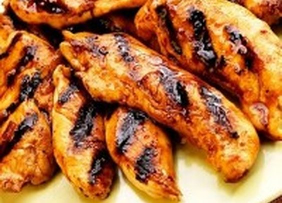 Grilled Balsamic Chicken Recipe | My Weight Loss Dream