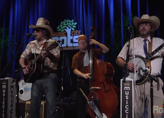 Bluegrass Band Expertly Recreates 'Gangnam Style'