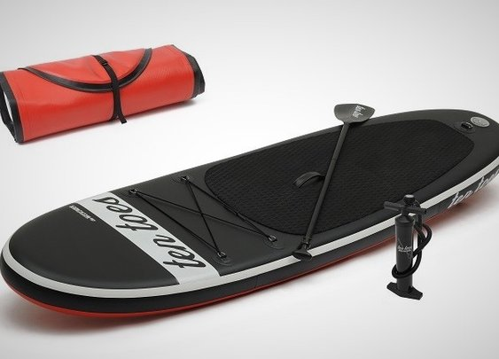 Ten Toes Inflatable SUP Boards