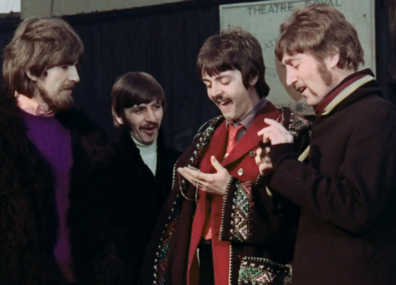 In 1967, This Was The Only Way You Could Watch The Beatles