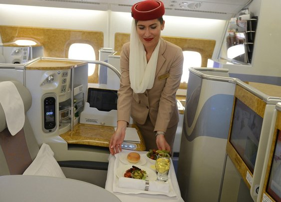 How one traveler took a $60,000 first class flight for $300