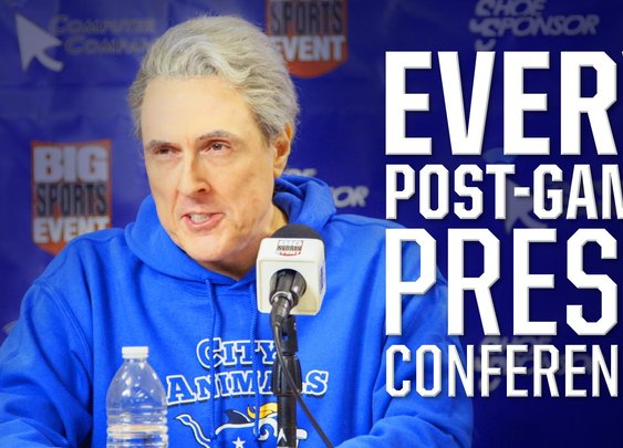 Every Sports Press Conference Ever (ft. Weird Al Yankovic)