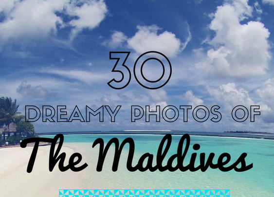 30 Dreamy Photos of the Maldives