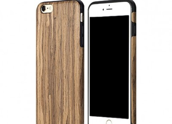 Wooden Back Cover - iPhone 6 Case