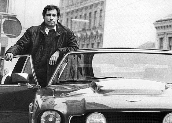 The 9 Best James Bond Cars - Gear Patrol