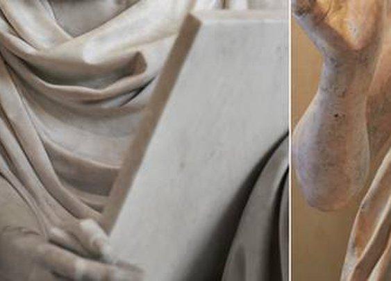 Star Wars Characters Greek Statues – Fubiz Media