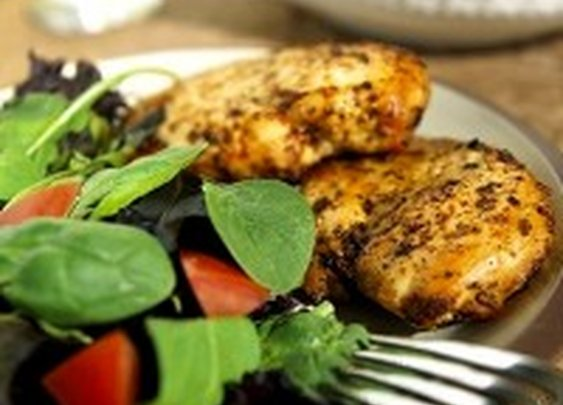 Oriental Chicken Recipe With A Hint Of Spice | My Weight Loss Dream