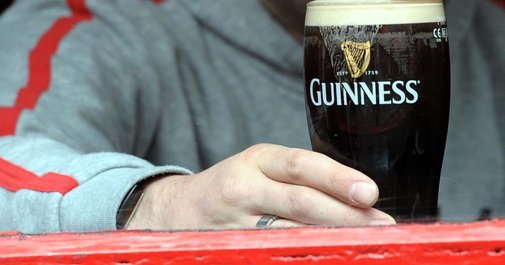 Fish guts in your Guinness