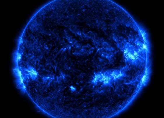 This Incredible 4K Video of the Sun Took NASA 300 Hours to Make | Motherboard