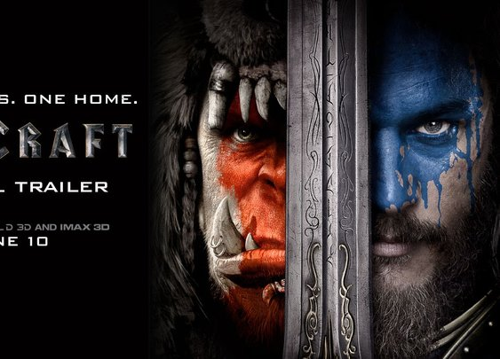 Warcraft - Official Trailer (HD) - YouTube