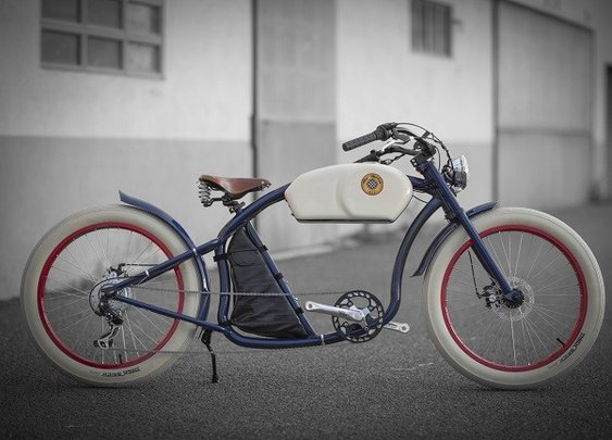 Otor Vintage Electric Bike